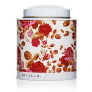Rituals Authentic Tea Tin (empty) Rose Wisdom (Case of 6)